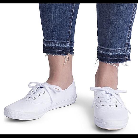 Keds Shoes   Champion Original White